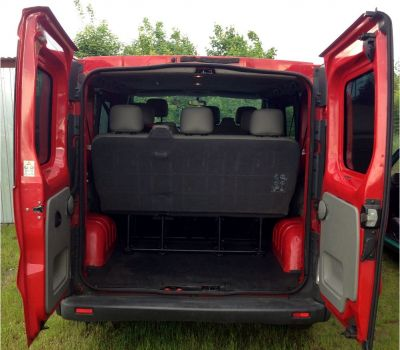 Renault Trafic 9-osobowy
